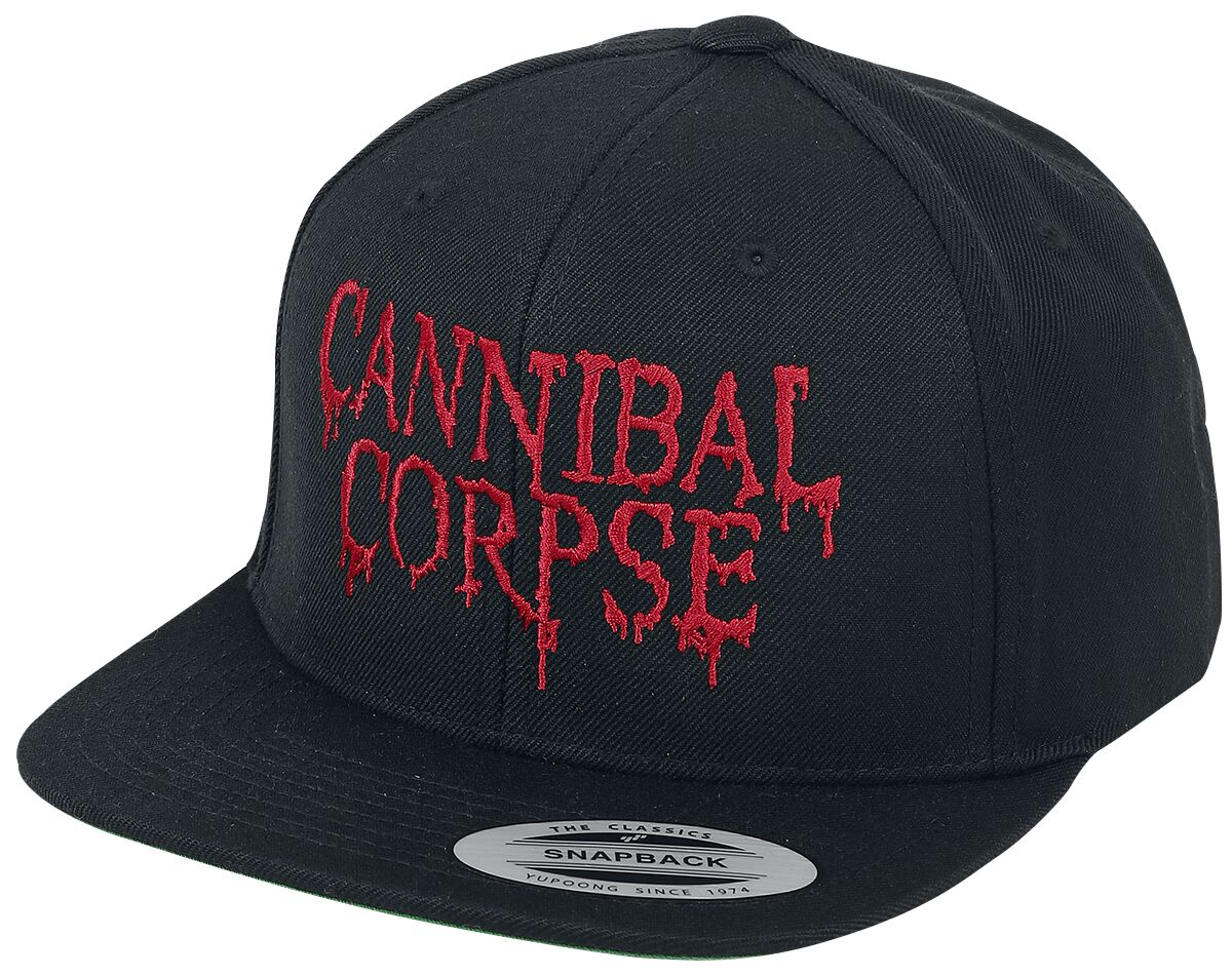 Image of   Cannibal Corpse Dead human collection T-Shirt sort