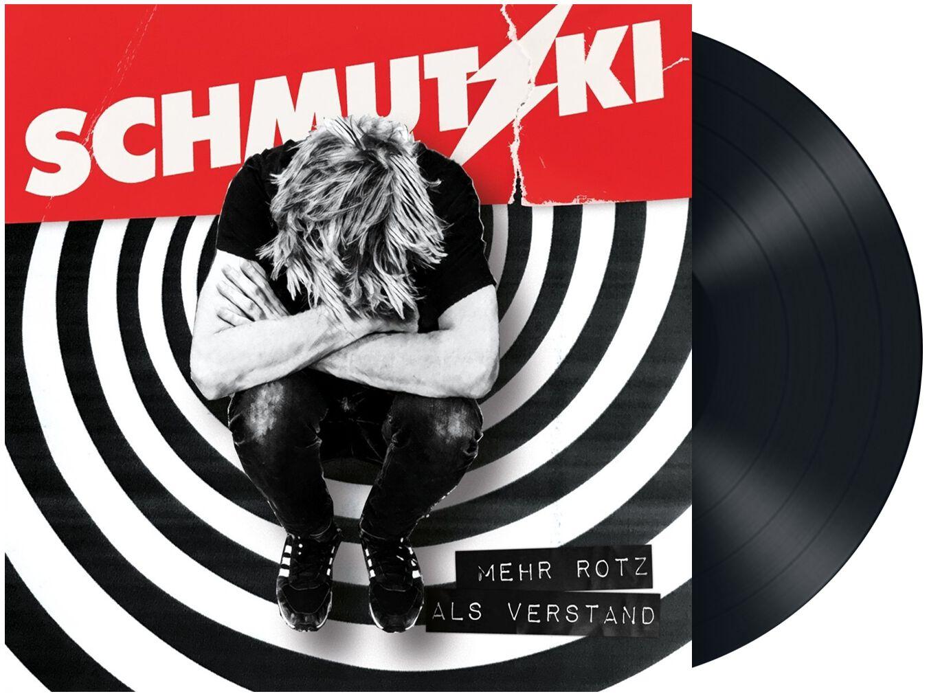 Schmutzki Mehr Rotz als Verstand LP Standard