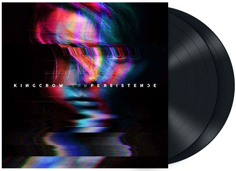 Kingcrow The persistence 2-LP Standard