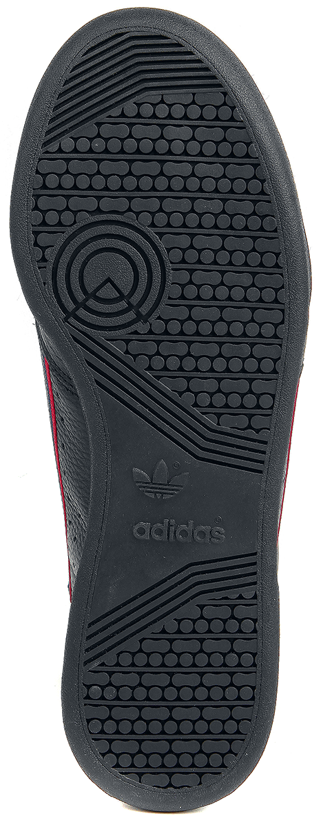 Image of Adidas Continental 80 Sneaker schwarz/schwarz