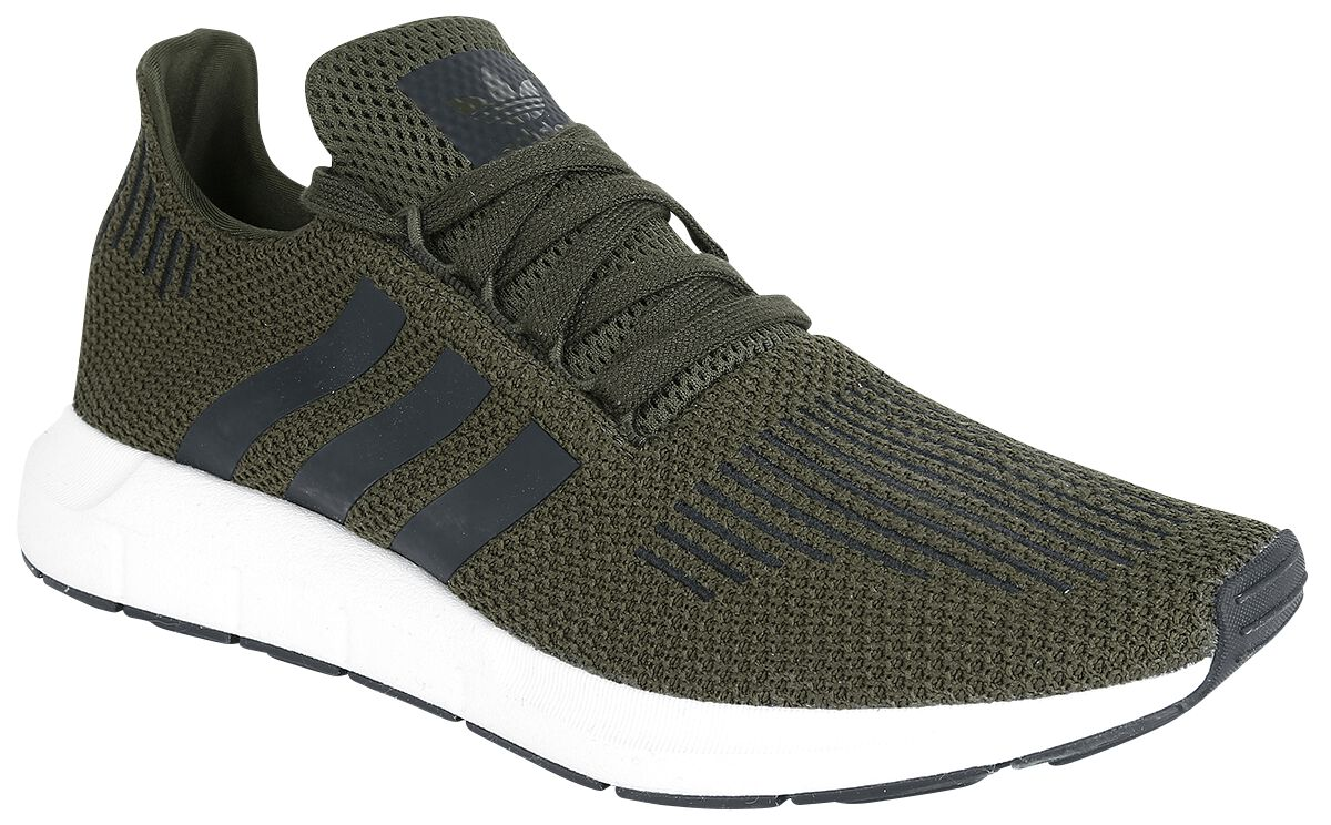 Sneakers für Frauen - Adidas Swift Run Sneaker dunkelgrün  - Onlineshop EMP