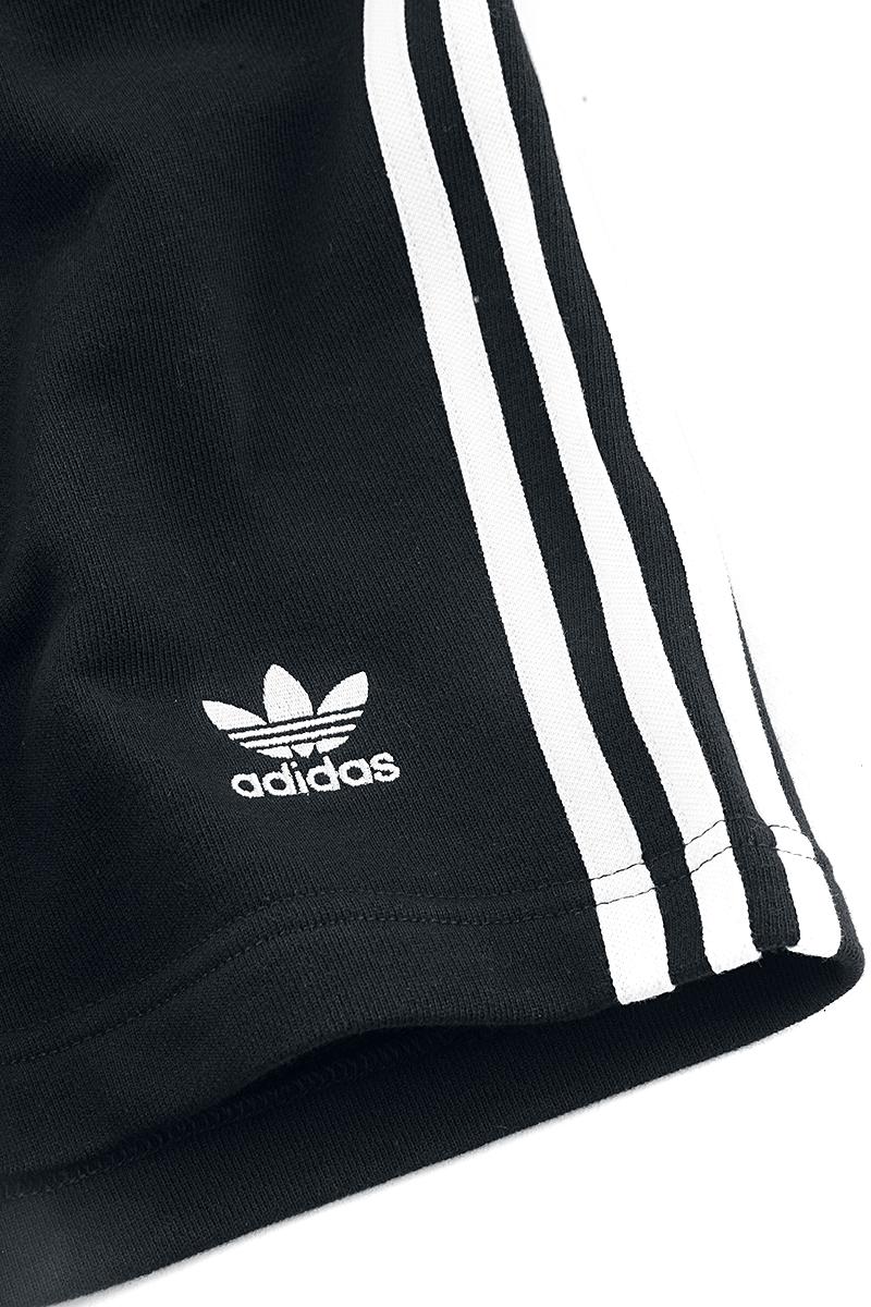 Image of Adidas 3-Stripe Short Shorts schwarz/weiß