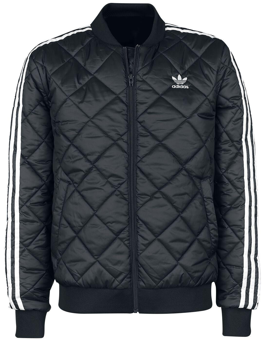 fab43d10ff553 Marki Kurtki Kurtka Adidas SST Quilted Kurtka czarny 384604 - cena - 489.90  zł