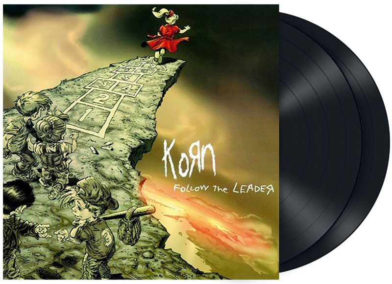 Image of   Korn Follow The Leader 2-LP Standard
