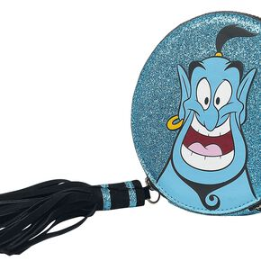 Aladdin Genie Portefeuille bleu
