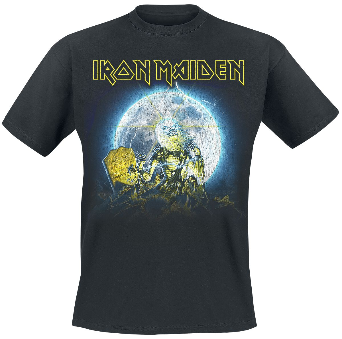 Image of   Iron Maiden After Death T-Shirt sort