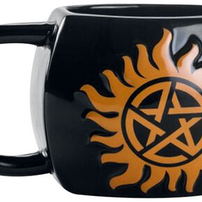 Supernatural Anti Possession Mug multicolore