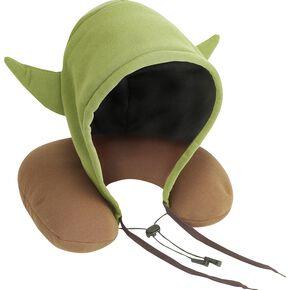 Star Wars Yoda Coussin de nuque marron/vert