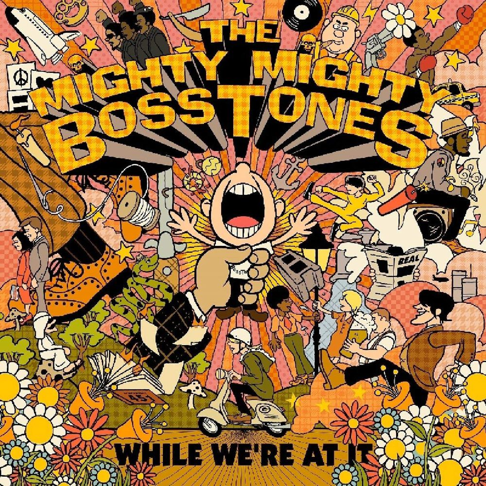 Mighty Mighty Bosstones While we´re at it CD St...