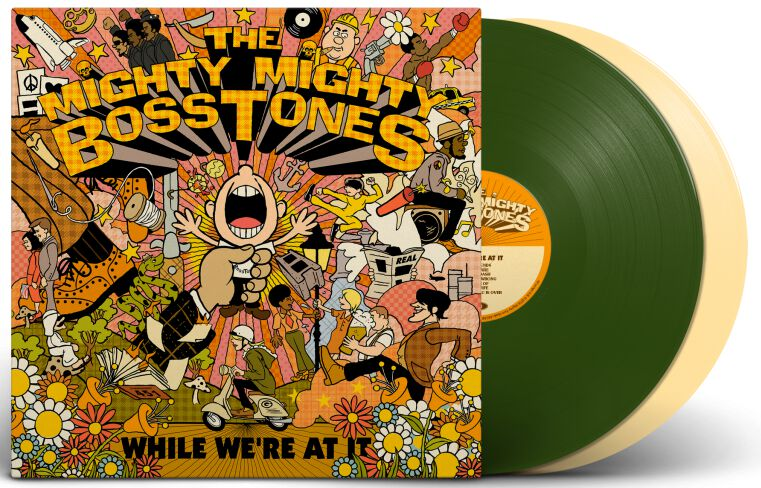 Mighty Mighty Bosstones While we´re at it 2-LP ...
