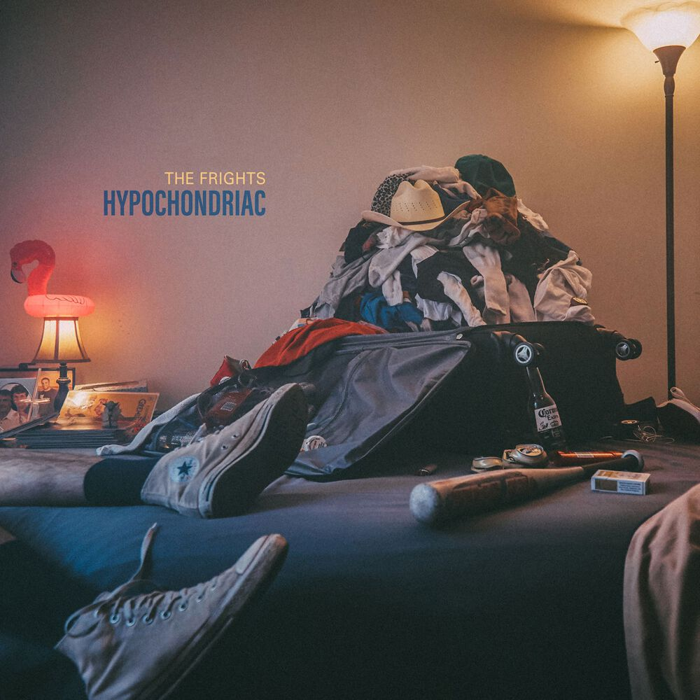 The Frights Hypochondriac CD Standard