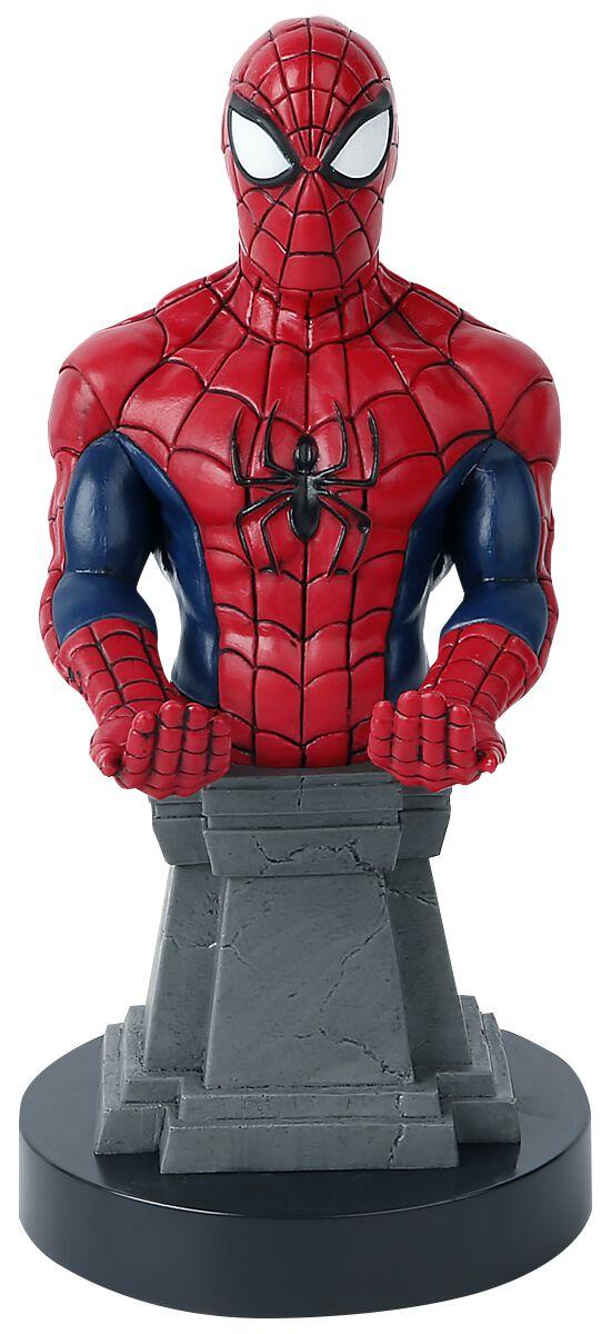Image of   Spiderman Cable Guy Mobilholder multifarvet