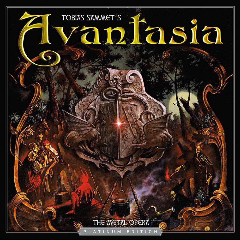 Avantasia The Metal opera pt. I CD Standard