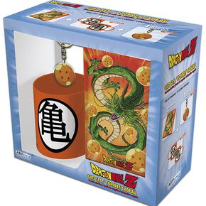 Dragon Ball Z- Coffret Fan Pack multicolore