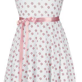 Mary Poppins Sweet Flower Robe blanc