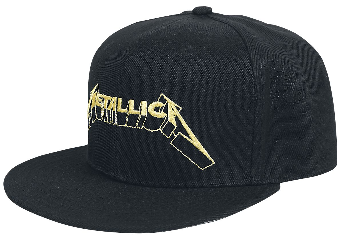 Image of   Metallica Justice Snapback Cap sort