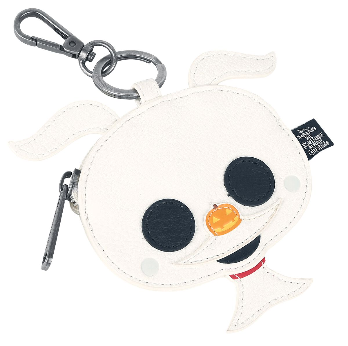 Image of   The Nightmare Before Christmas Loungefly - Zero Pung hvid