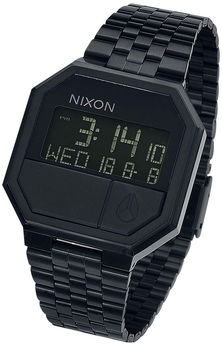 Image of   Nixon Re-Run - All Black Armbåndsur sort