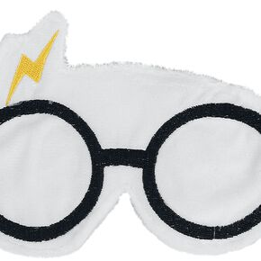 Harry Potter Lunettes Masque de repos blanc