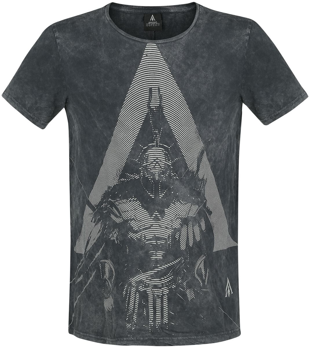 Image of   Assassin's Creed Odyssey - Hoplite T-Shirt sort