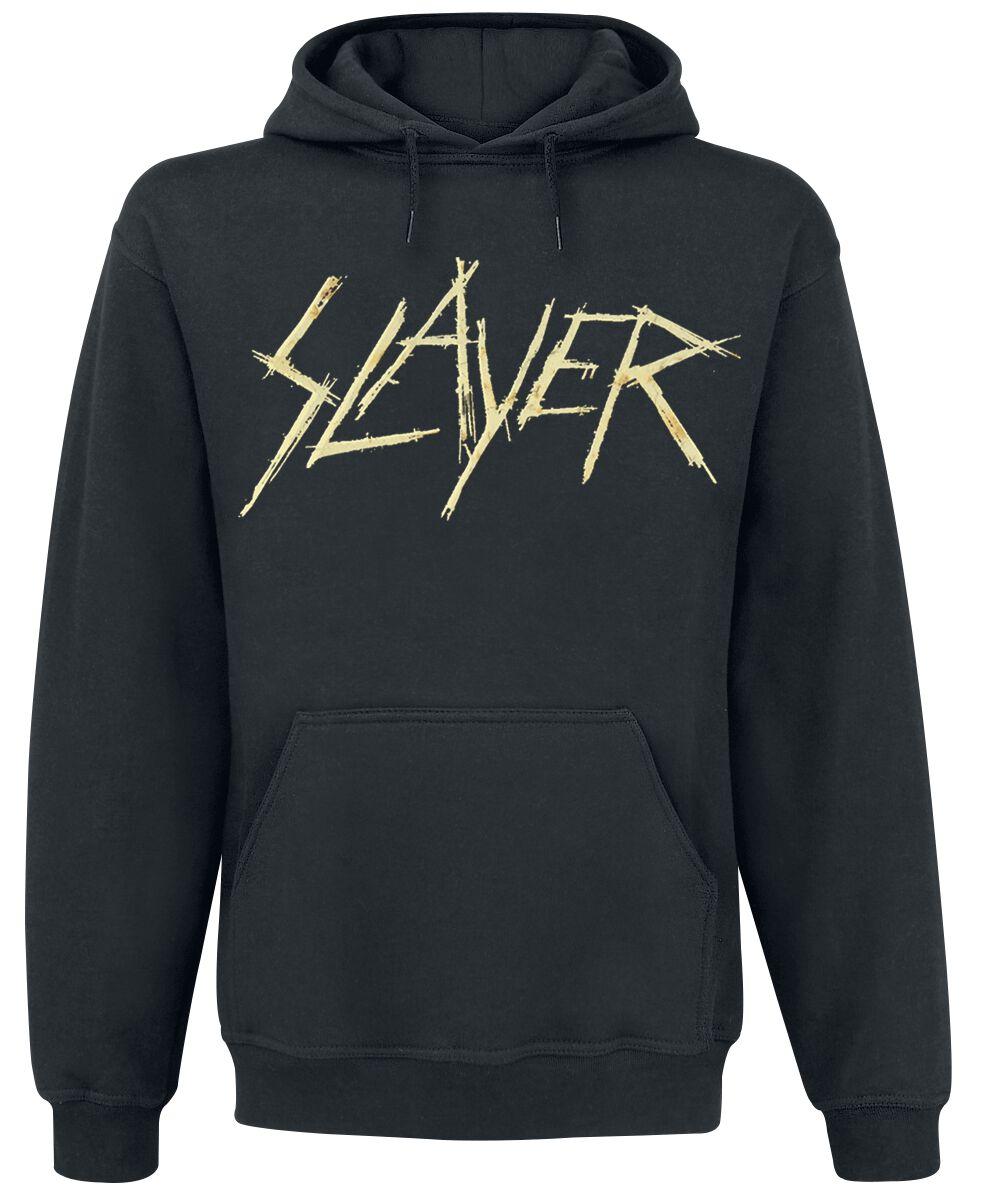 Image of   Slayer Skull In Chains Hættetrøje sort