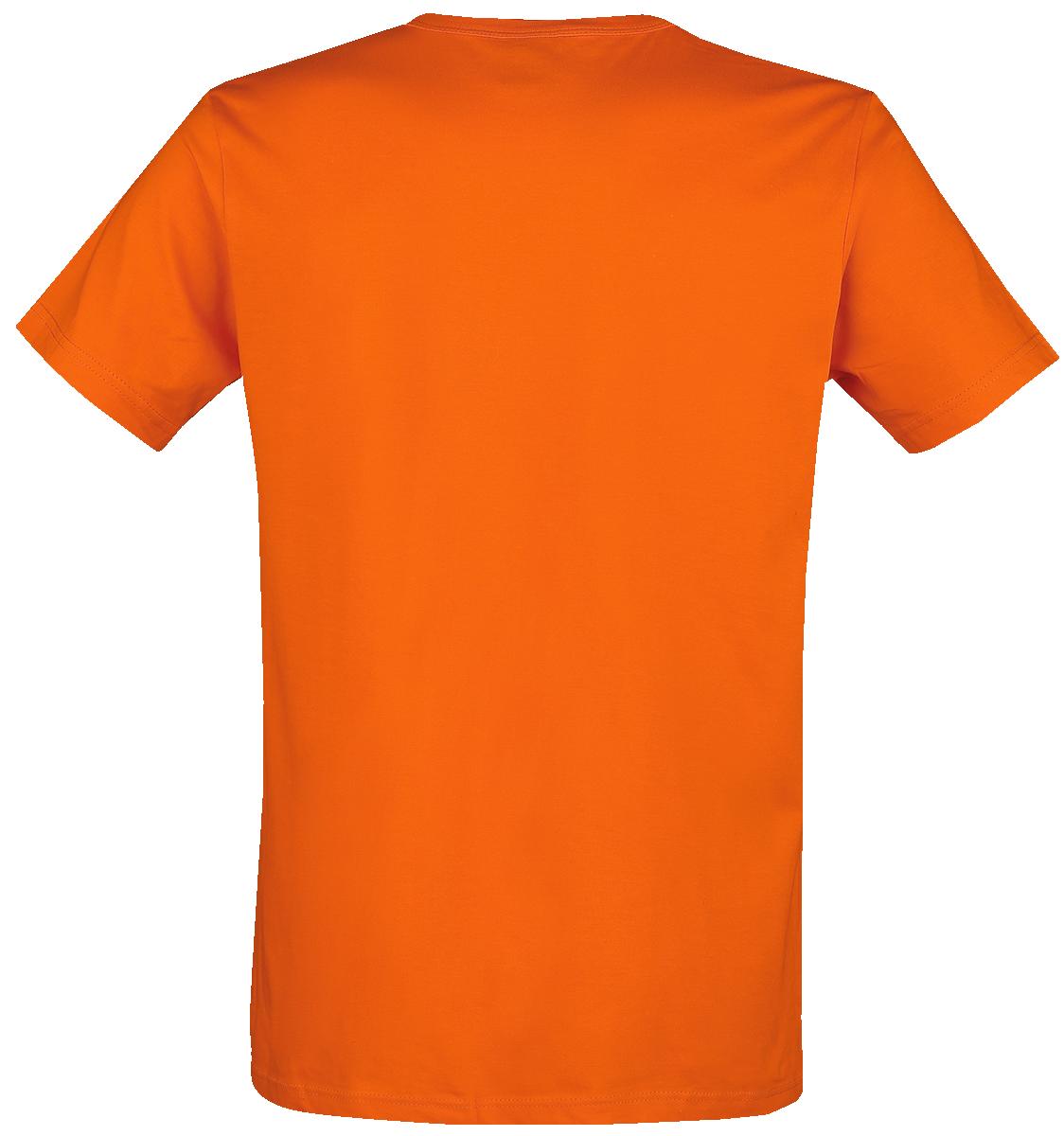 Brandt Zwieback 70s T-Shirt orange