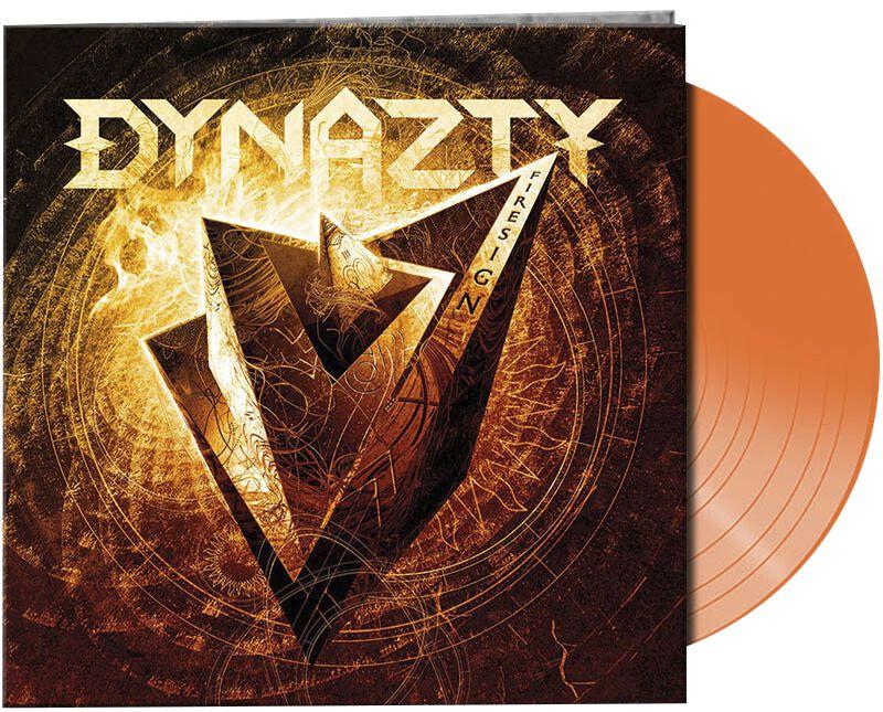 Dynazty Firesign LP orange