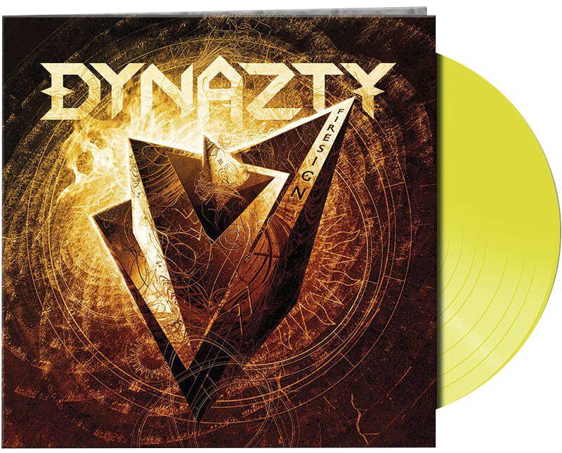 Dynazty Firesign LP gelb