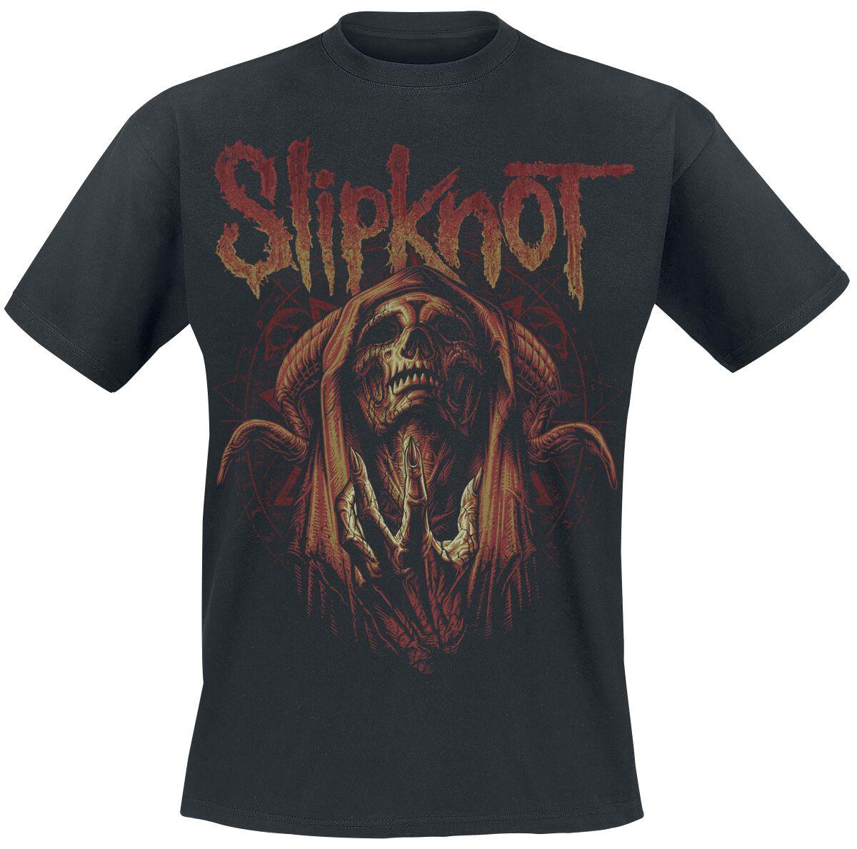 Image of   Slipknot Evil Witch T-Shirt sort