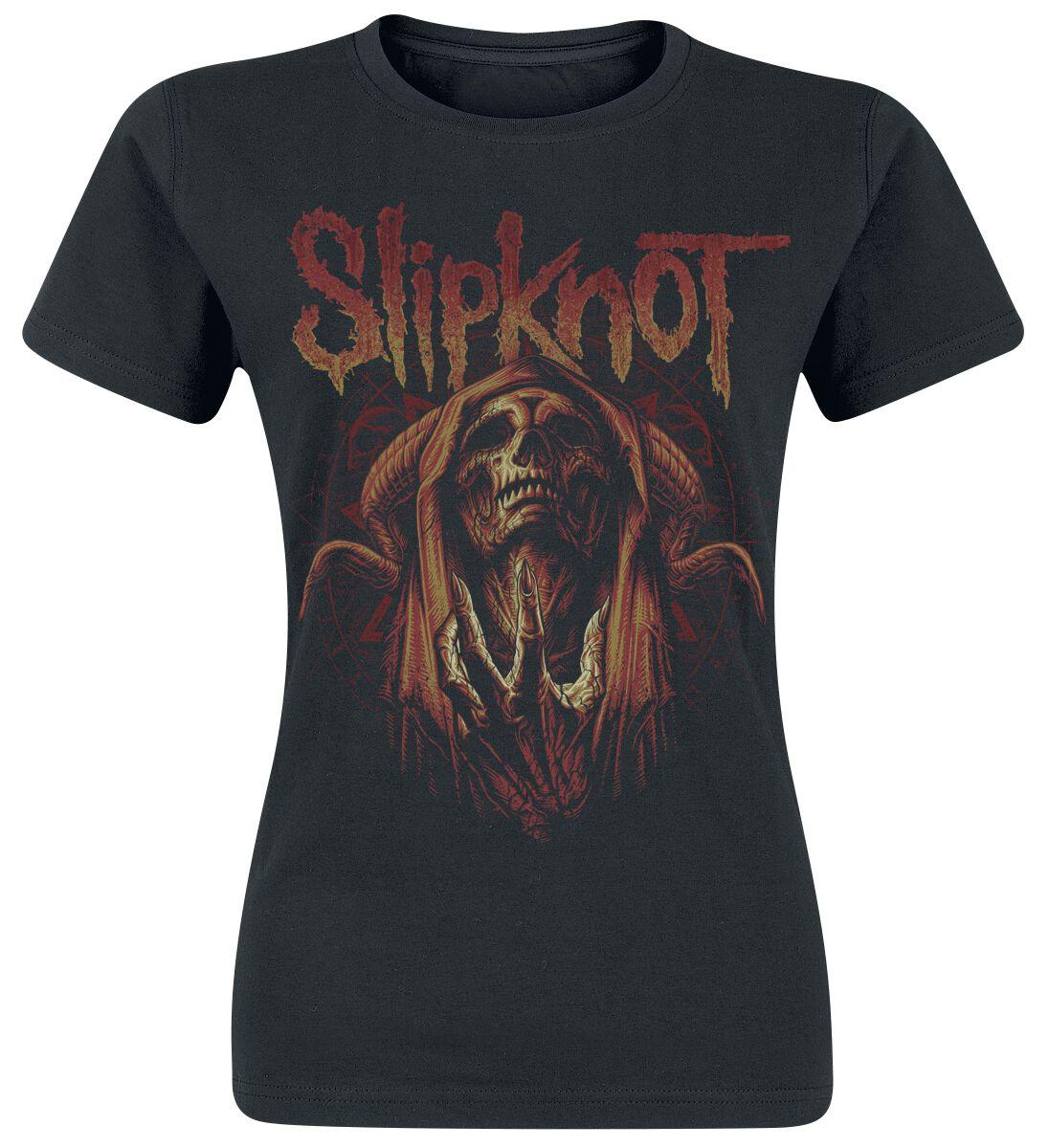 Image of   Slipknot Evil Witch Girlie trøje sort