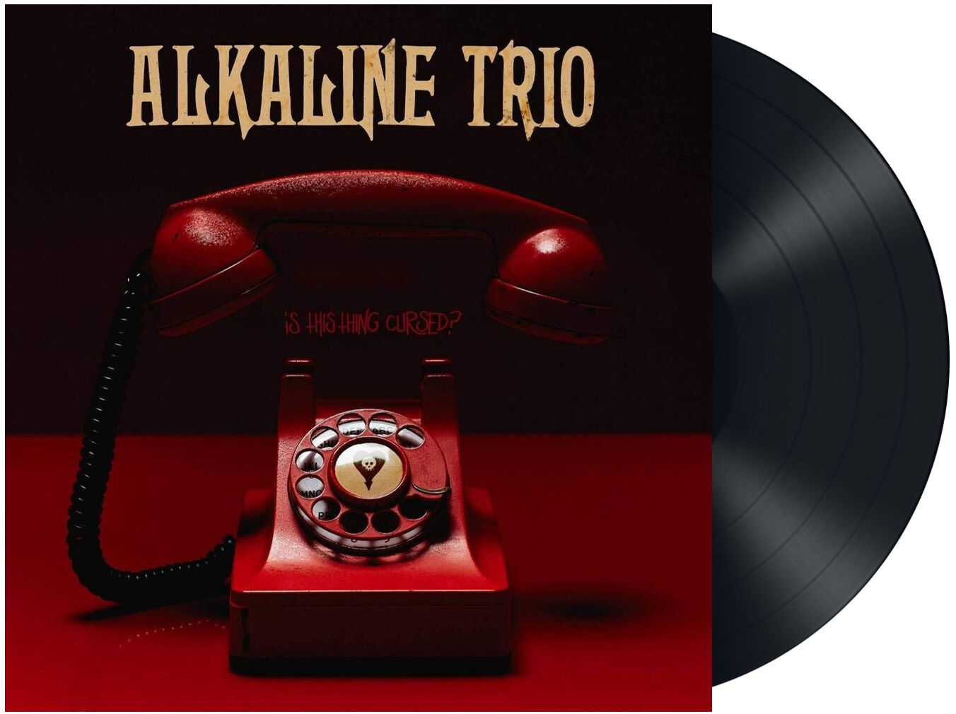Alkaline Trio Is this thing cursed? LP Standard