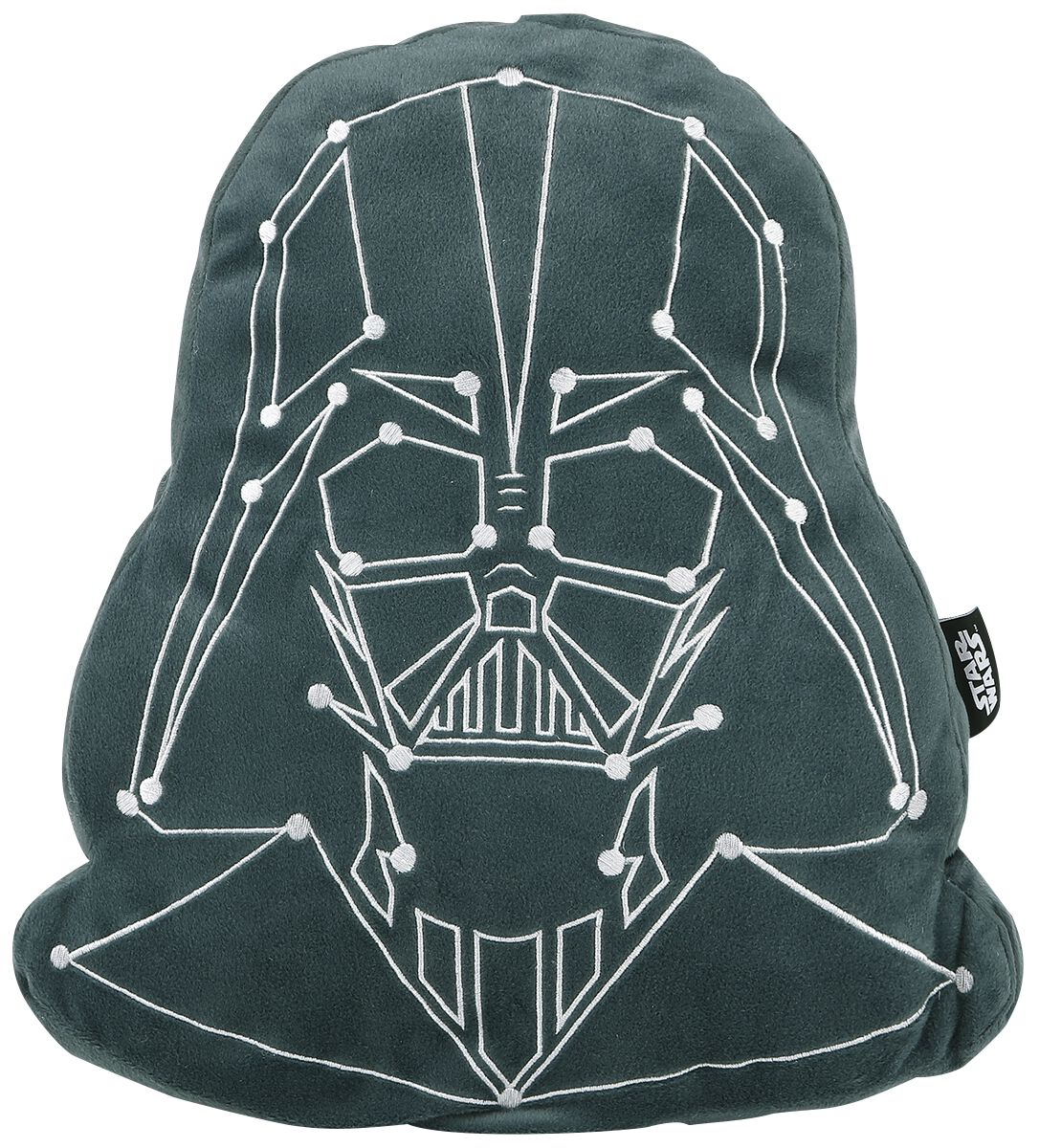 Image of   Star Wars Darth Vader Dekorationspude sort