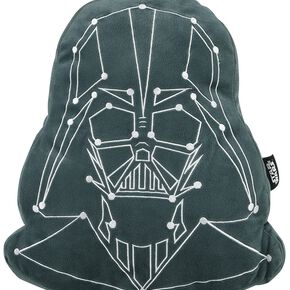 Star Wars Dark Vador Coussin décoratif noir