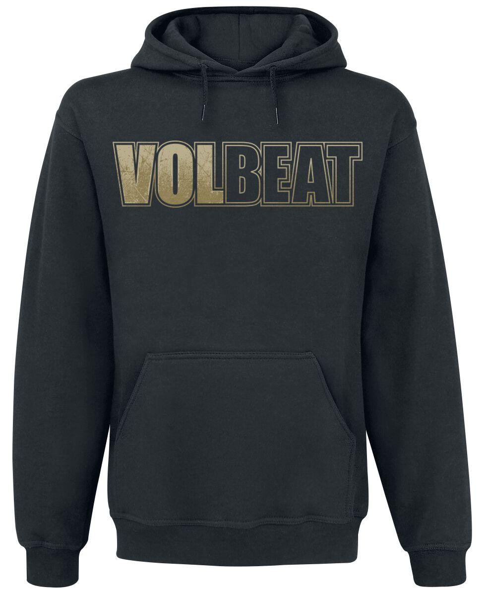 Image of   Volbeat Bleeding Crown Skull Hættetrøje sort