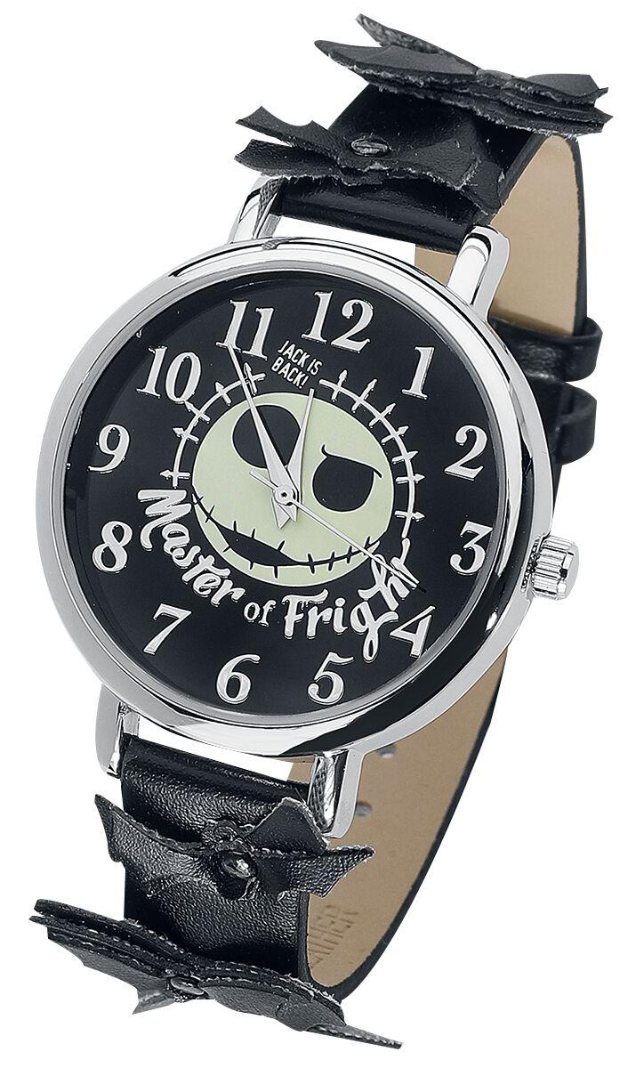 Uhren für Frauen - The Nightmare Before Christmas Master Of Fright Armbanduhr schwarz  - Onlineshop EMP