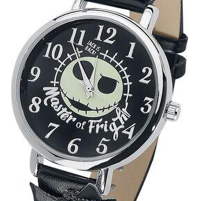 L'Étrange Noël De Monsieur Jack Master Of Fright Montre bracelet noir