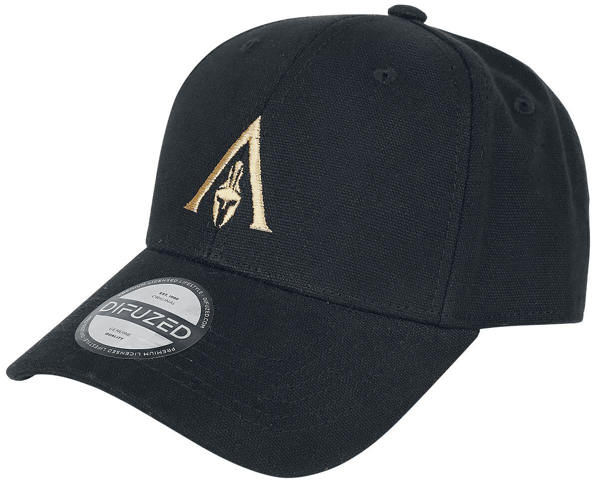 Image of   Assassin's Creed Odyssey - Logo Baseball Cap sort