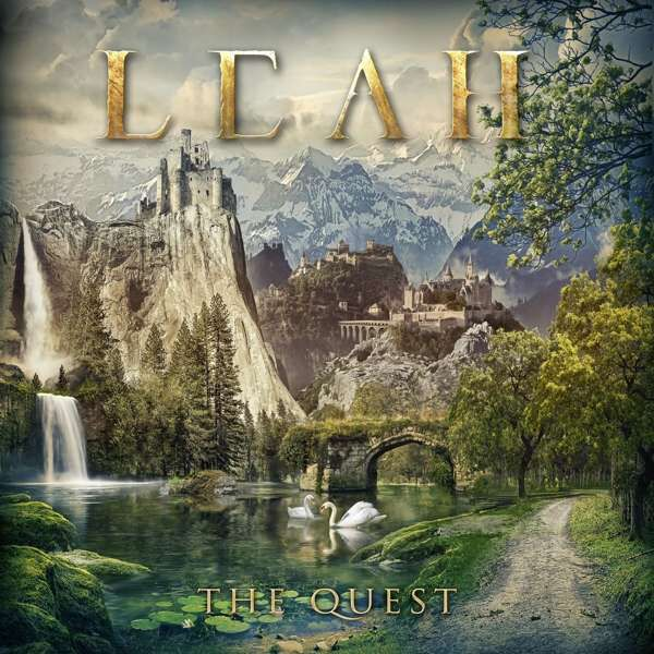 Leah The quest CD Standard