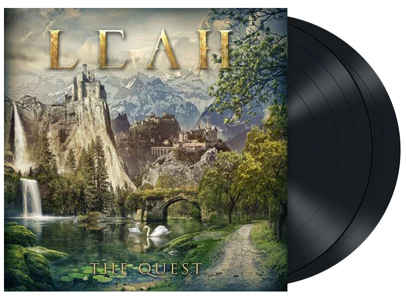 Leah The quest 2-LP Standard