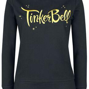 Peter Pan Peter Pan Sweat-shirt Femme noir