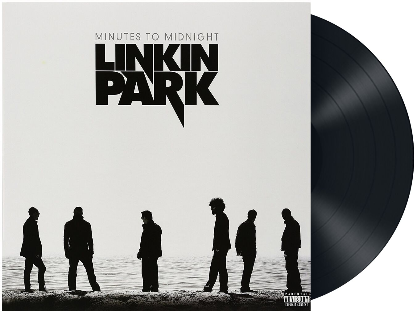 Image of   Linkin Park Minutes to midnight LP standard