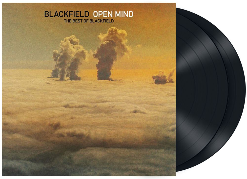 Blackfield Open mind - The best of Blackfield 2...
