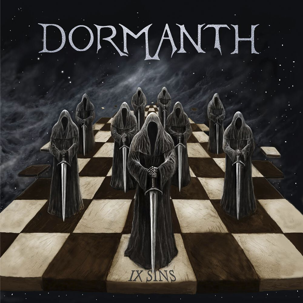 Image of   Dormanth IX Sins CD standard