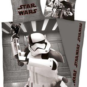 Star Wars Executioner Trooper Parure de lit 1 place multicolore
