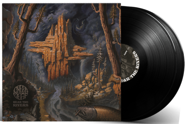 Greenleaf - Hear the rivers - 2-LP - standard