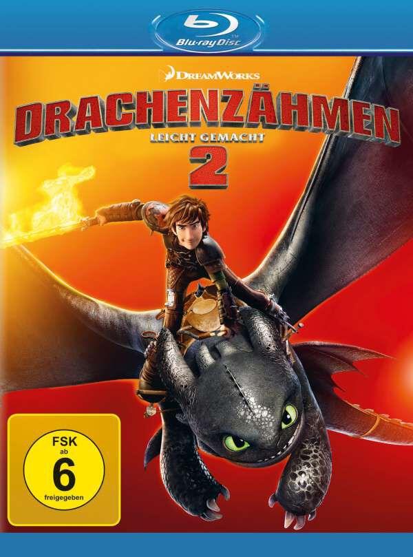 Drachenzähmen leicht gemacht 2 Blu-ray Standard