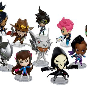 Overwatch Cute but Deadly S3 - Mystery Mini Blind Box Figurine de collection Standard
