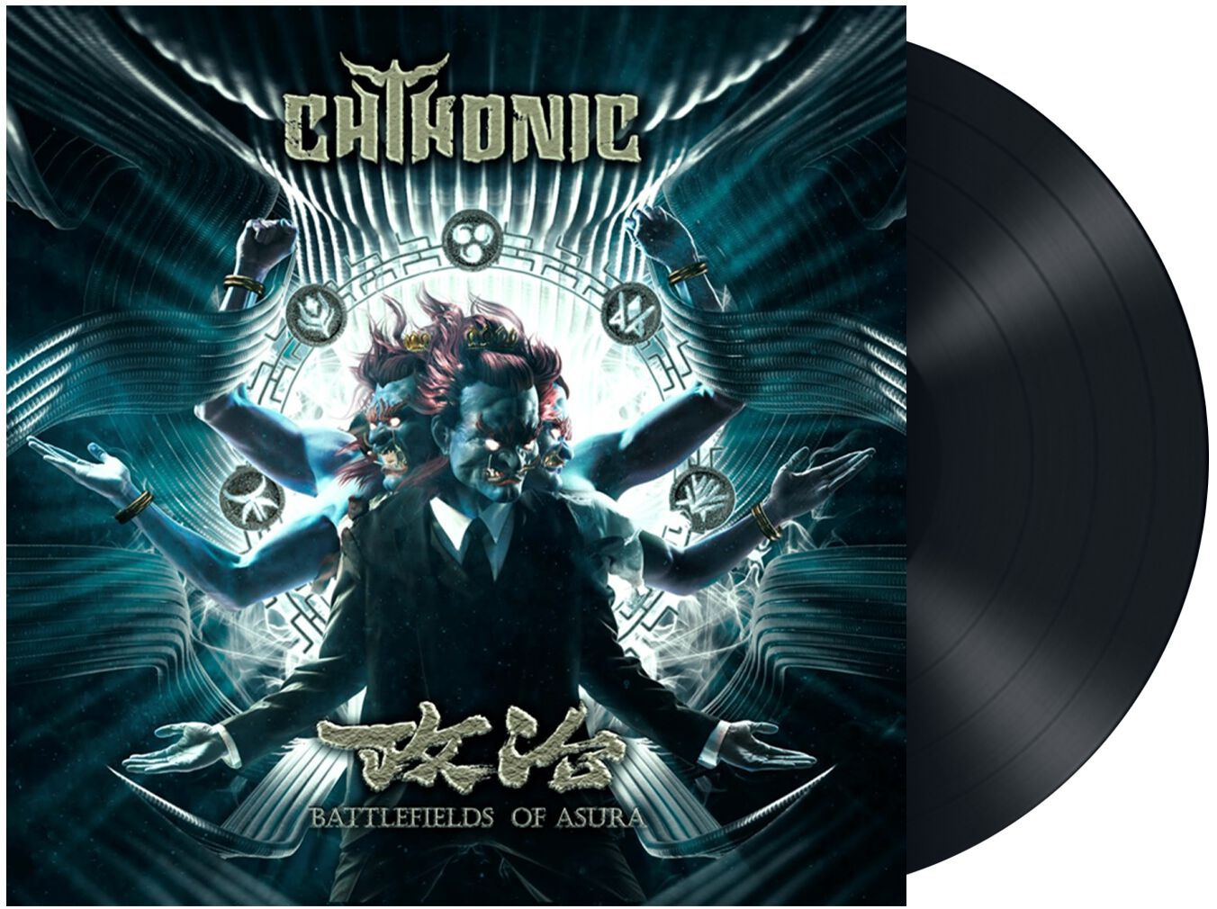 Chthonic Battlefields of Asura LP Standard