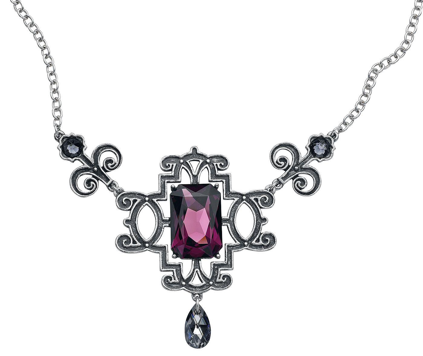 Image of   Alchemy Gothic Regiis Martris Halskæde sølvfarvet