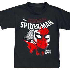 Spider-Man The Amazing Spider-Man T-shirt Enfant noir